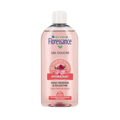 gel douche rosetremiere eglantine 1336257 - Les nouveautés Floressance par Léa Nature