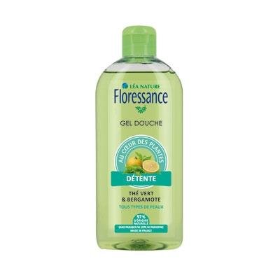 gel douche thevert bergamote 1336258 - Les nouveautés Floressance par Léa Nature