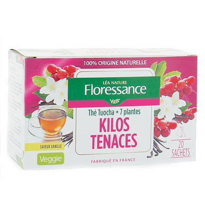 Thé tuocha KILOS TENACES - 7 plantes   Floressance f7dcbe42ac15